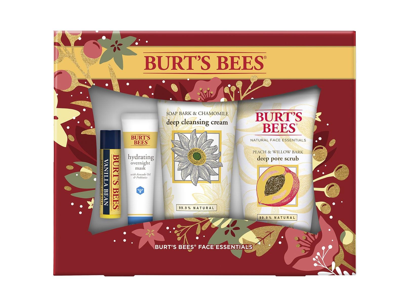 Burt's Bees Face Essentials Gift