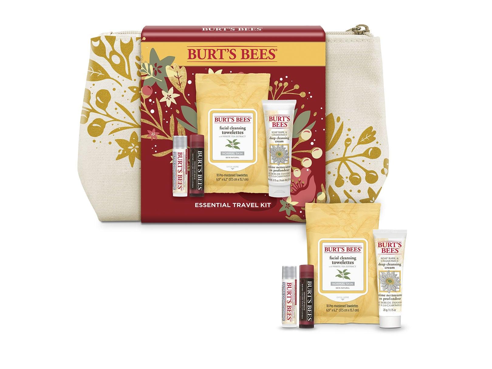 Burt's Bees Essential Travel Kit